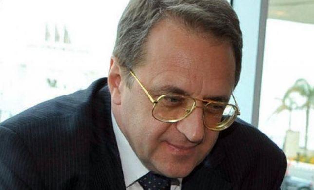 """רוסיה: """"נשוחח עם ארה""""ב על נוכחות איראן בסוריה"""""""