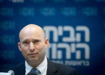 בנט מבטיח: הבית היהודי תוודא שחאן אל אחמר יפונה