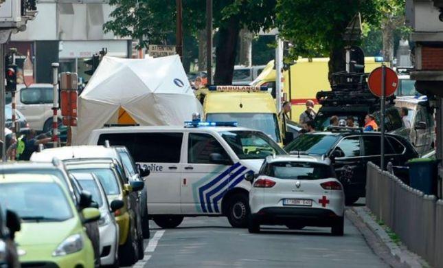 טרור בבלגיה: שלושה הרוגים באירוע ירי