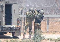 """אש נפתחה לעבר כוח צה""""ל; טנק תקף עמדות חמאס"""