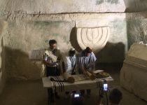 בר מצווה בנוף אחר: קבלת עול מצוות בקברי התנאים
