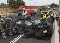 תאונה קטלנית בכביש החוף: נהג נסע נגד כיוון התנועה