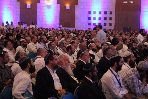 מפגן של אחדות: גלריית ענק מכנס רבני הציונות הדתית