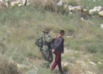 חיילים התחפשו למתיישבים ועצרו פורעים ערבים. צפו