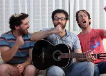 'שיר חתונה': צפו בחדש של חבורת 'אנדרדוס'