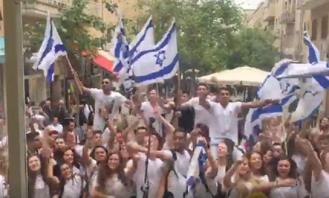אדיר: ריקודגלים בירושלים לשיר 'טוי'. צפו