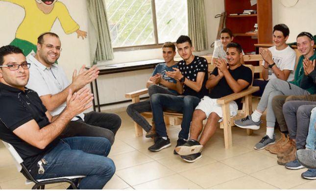 נהג מונית ערבי העביר שיעור בישיבה תיכונית