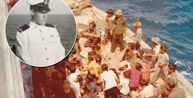 הציל את הפליטים ופוטר / ראיון היסטורי  לסרוגים