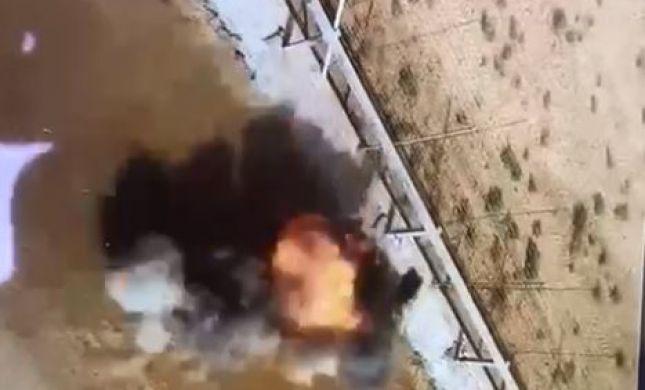 """צה""""ל תקף בעזה; דיווח על 2 פלסטינים הרוגים"""