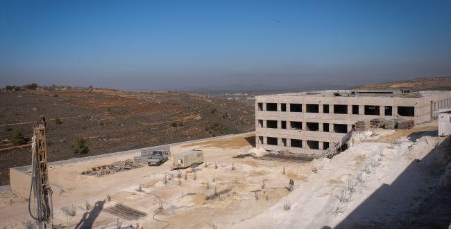 המנהל האזרחי שיחרר: 450 אישורים לבנייה בגוש עציון