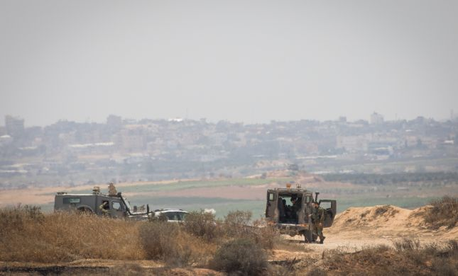 אירוע ירי בגבול עזה: חייל נפצע, צהל תוקף ברצועה