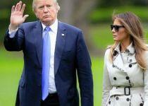 עקב גידול שפיר: מלניה טראמפ נותחה ואושפזה