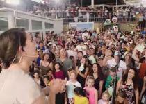 קולולם במזרחית: 2,000 איש עושים עומר אדם•צפו