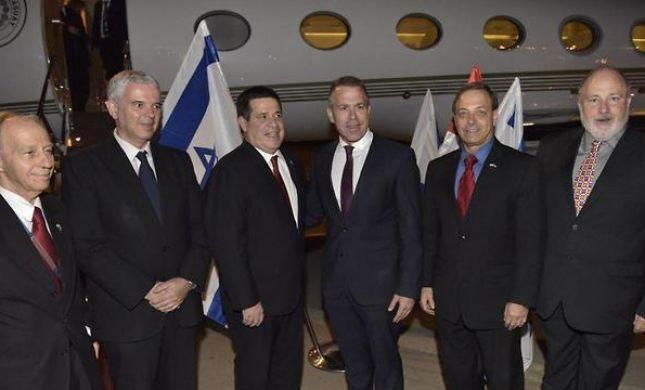 שלישית תוך שבוע: שגרירות נוספת תעבור היום לירושלים
