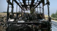 חדשות המגזר, חדשות עולם הישיבות, מבזקים נמנע אסון כבד: אוטובוס של תלמידי ישיבה תיכונית נשרף