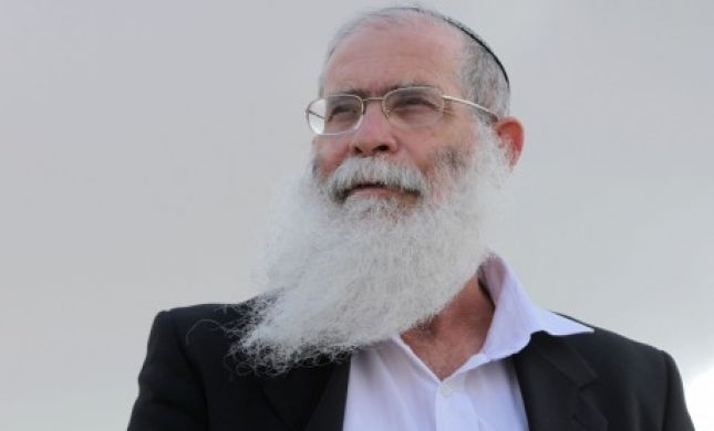 """התפללו לרפואתו: הרב לבנון אושפז בביה""""ח שערי צדק"""