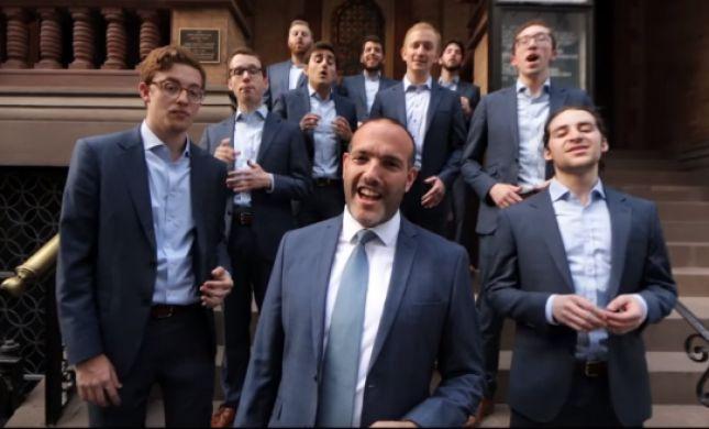 צפו: שי אברמסון במחווה מרגשת לירושלים