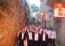 צפו: 24 שעות של חגיגת יום ירושלים בישיבת הכותל