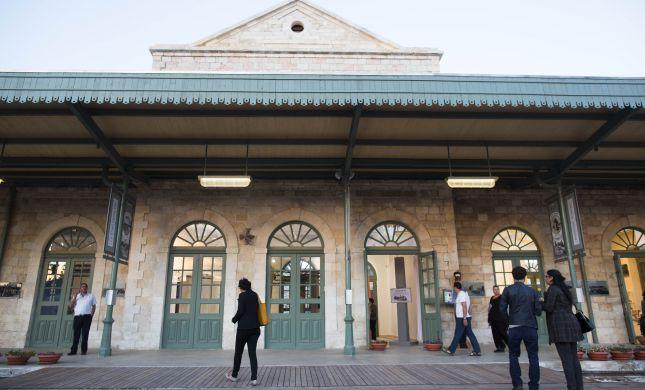 עשו עלינו סיבוב: מתחם התחנה יישאר פתוח בשבת