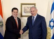 """""""זהו יום היסטורי"""": שגרירות פרגוואי עברה לירושלים"""