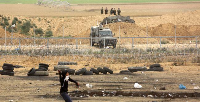 """כוחות צה""""ל סיכלו חדירת מחבלים לשטח ישראל"""