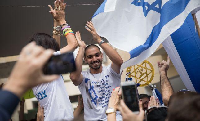 לאחר 9 חודשים: אלאור אזריה שוחרר מהכלא