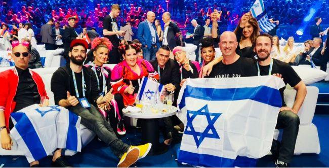 שמחה לישראל: נטע ברזילי עלתה לגמר האירוויזיון