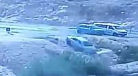 אמנות, תרבות צפו: הרכב של 'אספקלריא' הידרדר לתעלה