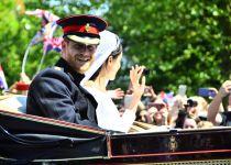הזוי: כך האורחים עושים כסף מהחתונה המלכותית