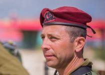 המזכיר הצבאי החדש של נתניהו: הסרוג אבי בלוט