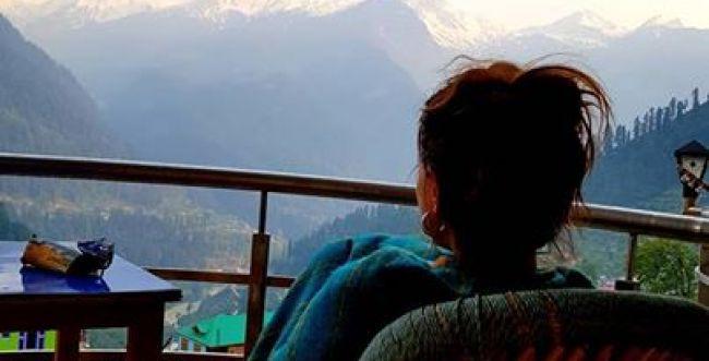 האסון בהודו: אדווה פוטרה מטבע והחליטה לצאת לטייל