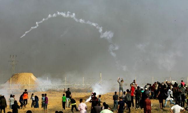 הפלסטינים טוענים: איראן אחראית לעימותים ברצועה