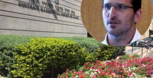 בית הדין הרבני הפקיע את קידושי סרבן הגט עודד גז