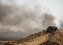 """דיווח פלסטיני: 2 הרוגים בתקיפת צה""""ל ברצועת עזה"""