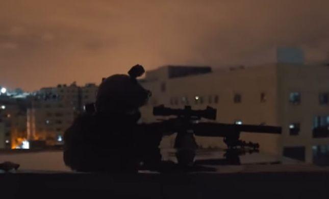 צפו: מה עובר לצלף בראש רגע לפני הירי?