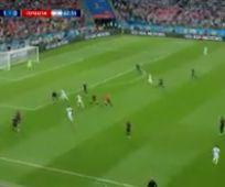 חדשות ספורט, מבזקים, ספורט סנסציה: קרואטיה השפילה את מסי וארגנטינה. צפו