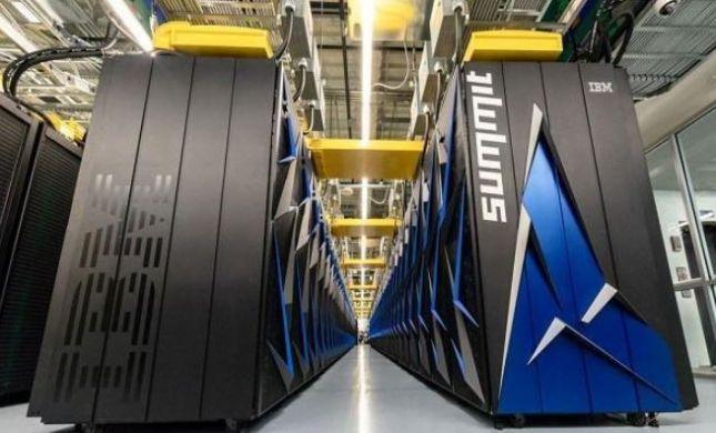 IBM חושפת: זהו המחשב הגדול והחזק ביותר בעולם