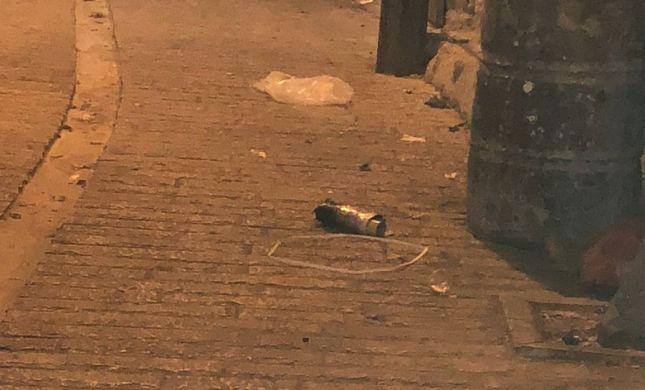 פיצוץ עז נשמע ליד מערת המכפלה בחברון; אין נפגעים