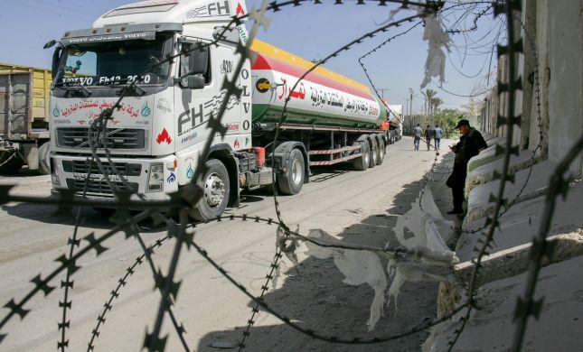 השלום פרץ: ליברמן פותח מחדש את מעבר כרם שלום