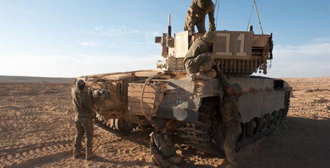 """האישה שבטנק תנצח? לראשונה 4 מפקדות טנקים בצה""""ל"""