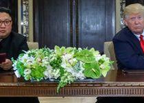 """ארה""""ב הודיעה: טראמפ וקים ג'ונג און ייפגשו בחודש הבא"""