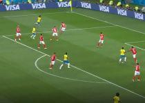 לא רק גרמניה: צפו בברזיל מועדת במשחק הפתיחה