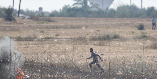 """צה""""ל פתח באש על מחבלים שניסו לחדור לישראל"""