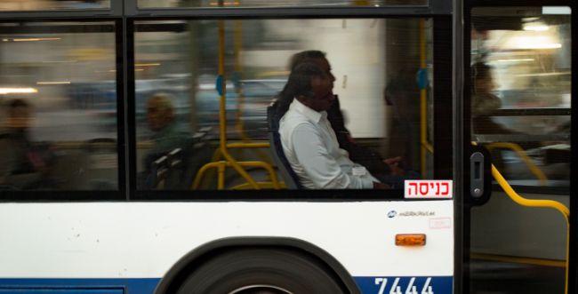 בעיר החרדית: נהג אוטובוס ביקש תשלום והותקף קשות