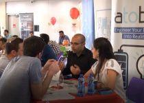 צפו: מכללת עזריאלי ביריד תעסוקה יוצא דופן
