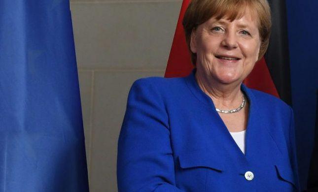 """מרקל: """"גרמניה צריכה לדבר עם הטליבאן"""""""
