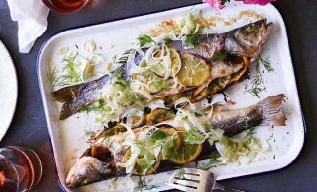 אוהבים דגים? זה המתכון שתשמחו להכין השבת