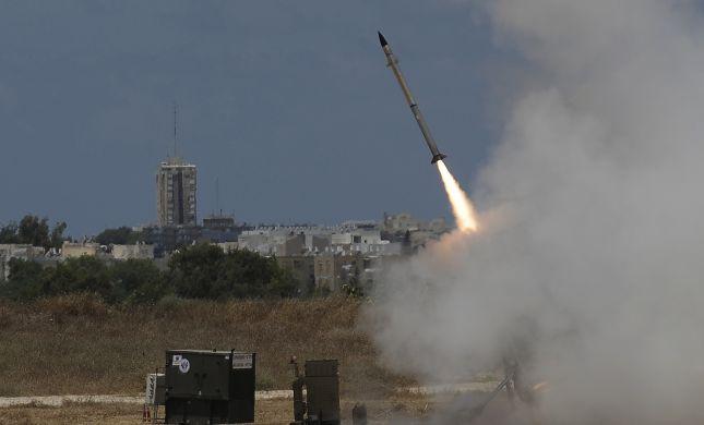 """טיל נ""""מ סורי שנורה לעבר מטוסים בגולן נחת בנגב"""