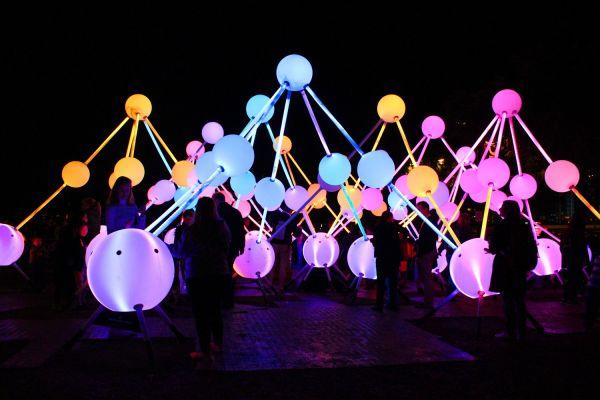 אל תפספסו: הצצה מיוחדת לפסטיבל האור בירושלים