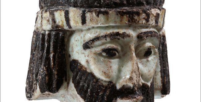 זה אחאב מלך ישראל? ראש פסלון נדיר נחשף בצפון